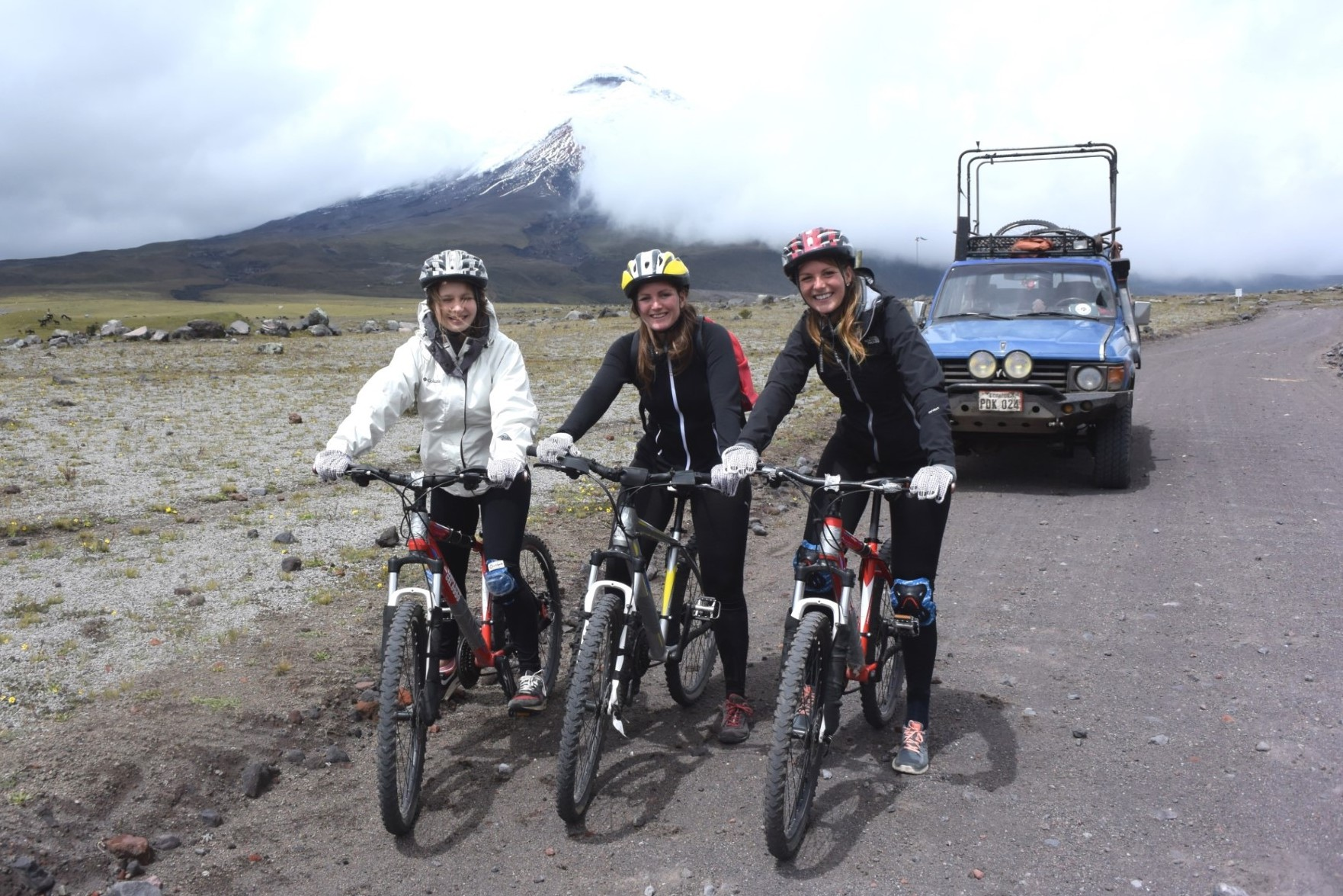 Mountainbike tour Cotopaxi
